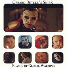 Gerard butler ♥