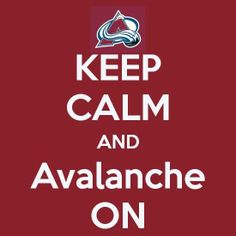 OH YEAH BABY!! AVS WIN IN OVERTIME #NHLPlayoffs  #WhyNotUs