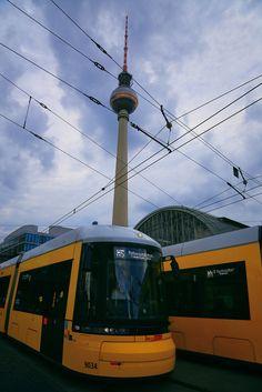 Fernsehturm - Alexanderplatz, Berlin - Germany