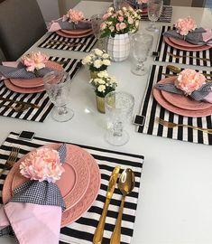 Diy Home Crafts, Diy Crafts To Sell, Breakfast Table Setting, Table Set Up, Dinning Table, Easter Table, Seasonal Decor, Party Time, Table Settings