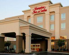 Hampton Inn and Suites Atlanta Airport West/Camp Creek Pkwy, GA - Hotel Exterior