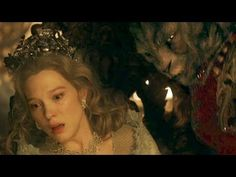 LA BELLE ET LA BETE This looks stunning! Although in french I will watch this hopefully they will have english subtitles. I looove fairy tale adaptations