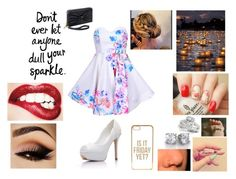 """""""Partying on a Friday"""" by kirra-1994 ❤ liked on Polyvore featuring moda, ASOS i Allurez"""