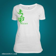 Comfortable & Classy! This is a great open-neck tee design - PERFECT for beating the summer heat! It's 100% organic cotton, so it is SUPER SOFT and Eco-Friendly! ~ FAIR TRADE ~ VEGAN ~ ORGANIC ~ SUSTAINABLE ~ CARBON-NEUTRAL ~