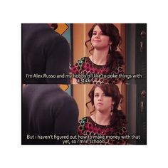wizards of waverly place ❤ liked on Polyvore