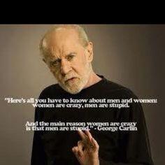 LOVE George Carlin! One of my favorite comedians.