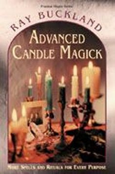 raymond buckland | Advanced Candle Magick by Raymond Buckland