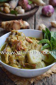 Kari Ayam, Diah Didi Kitchen, Indonesian Food, Indonesian Recipes, Asian, Easy Meals, Food And Drink, Yummy Food, Favorite Recipes