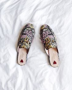 Gucci Bengal slippers