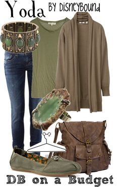 """Yoda"" by lalakay ❤ liked on Polyvore"