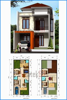 63 Desain Rumah Minimalis 7 X decor modern bedroomRyan Shed Plans Shed Plans and Designs For Easy Shed Building! Layouts Casa, House Layouts, Simple House Design, Modern House Design, Small House Plans, House Floor Plans, Modern Design Pictures, Modern Minimalist House, Model House Plan