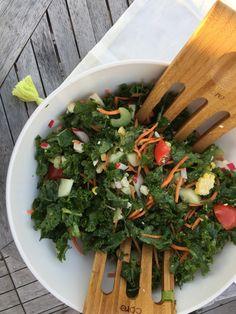 ToohappylivingSummer Shakedown Salad