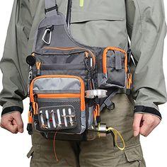 Focus Shoulder Bag Fishing Tackle Bag Crossbody Messenger Sling Bags for Fishing Tackle #Focus #Shoulder #Fishing #Tackle #Crossbody #Messenger #Sling #Bags