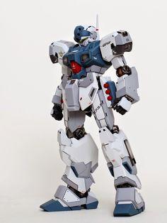 GUNDAM GUY: MG 1/100 RGM-96X Jesta - Painted Build
