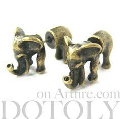 Love elephants, love these earrings