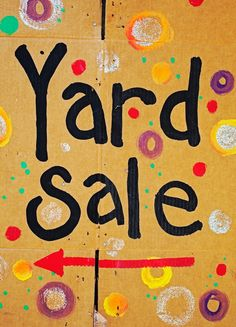 Garage sale. Rummage sale. Yard sale. By any name, great garage sales take a little planning. But spring is the perfect time to corral the clutter — and turn your unwanted items into some cold, hard cash. It's easy! Just follow a few tips to make your event smooth sale-ing.