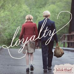 The Book Thief Love this picture!