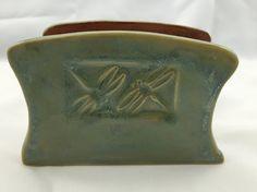 Ceramic Sponge Holder Hand Built Pottery by SimplySusansPots