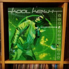 "Being played tonight in DC... Kool Kieth Black Elvis Lost In Space.... top shelf hip hop.... Kieth is a master... the theme tonight is ""Supergalactic Lover"".... I'm seeing robots... passing by..every day... I'm seeing robots.... #vinyljunkie #nowspinning #vinyloftheday #vinylcollection #album #albumcover #DJ #recordcollection #vinyl #music #record #turntable #cool  #vinylcommunity #soulmixing #33rpm #vinylclub #recordplayer #instavinyl #vinylporn #onmyturntable #vinyladdict #monochromatic…"