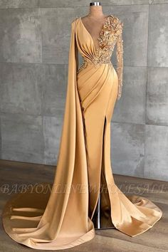 Mermaid Evening Dresses, Prom Dresses Long With Sleeves, Evening Dresses For Weddings, Evening Gowns, Award Show Dresses, Gala Dresses, Event Dresses, Formal Dresses, Glitter Prom Dresses