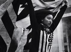 Amandla for Dazed Magazine