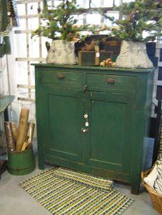 Green cupboard~