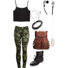 I am strong Strong, Polyvore, Fashion, Moda, Fasion