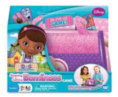 Disney Doc McStuffins Sharing is Caring Dominoes Game http://www.amazon.com/dp/B00BU0BF12