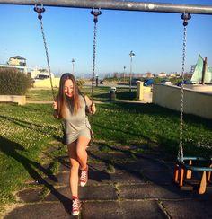 1,2,3... ora mi lancio �� . . . . #girl #girls #love #lovely #happy #instagood #cool #picoftheday #spring #hot #sun #sunny #baby #games #green #sky #tagsforlikes #like4like #follow #followme #followback #follow4follow #followforfollow #tbt #igers #igersitalia #blonde #blueeyes #fashion http://www.butimag.com/fashion/post/1481364371329312263_280279341/?code=BSO3QwQAOYH