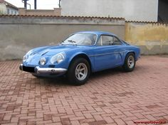 ALPINE-RENAULT A110 1300 FASA, 1972