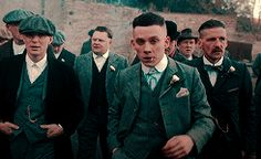 Don't fuck with the Peaky Blinders.