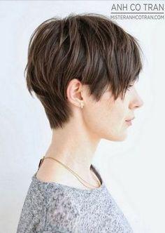 """20 Layered Frisuren für Frauen mit """"Problem"""" Haar – dick, dünn, lockig, gerade oder gewellte Haare Probleme gelöst!   Trendige Frisuren, Frauen Frisuren, Frisuren Foto"""