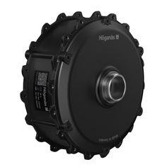 Höganäs Eclino: Neuer E-Bike-Motor aus Metallpulver mit App-Steuerung - http://www.ebike-news.de/hoeganaes-eclino-neuer-e-bike-motor-aus-metallpulver-mit-app-steuerung/7794/