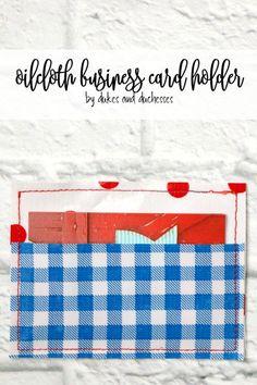 Hedgerow book bag badgeg bag patterns pinterest sewing oilcloth business card holder reheart Choice Image