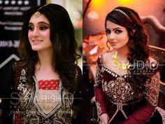 Photography by Umairish studio Desi Clothes, Pakistani Bridal, Party Makeup, Photo Shoot, Most Beautiful, Butterfly, Wonder Woman, Crown, Studio