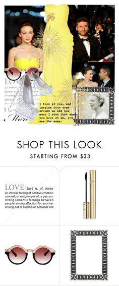 """""""Inside fireworks"""" by lizts ❤ liked on Polyvore featuring WALL, Dolce&Gabbana, MINKPINK, Olivia Riegel, Notte by Marchesa and Gianmarco Lorenzi"""