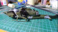 005: Italeri 1/72 Bell AH-1W Super Cobra      By Sall