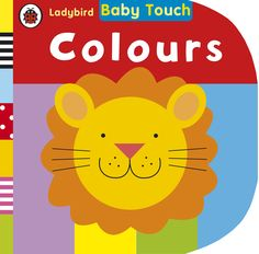 Suitable for little hands to explore, this book helps babies learn first colours such as red, blue, green, yellow and purple. Touch And Feel Book, Childrens Book Shelves, Baby Sense, Teaching Colors, Thing 1, Young Baby, Toddler Books, Children Books, Book People
