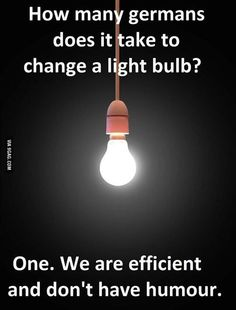 At least you get a new light bulb
