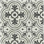 Merola Tile Twenties Vintage 7-3/4 in. x 7-3/4 in. Ceramic Floor and Wall Tile FRC8TWVT at The Home Depot - Mobile