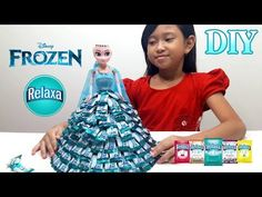 Yarn Crafts For Kids, Diy And Crafts, Elsa Frozen, Diy Gifts, Unique Gifts, Candy Arrangements, Disney Frozen Birthday, Gourd Lamp, Candy Bouquet