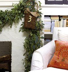 love this simple wreath