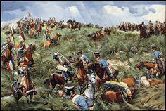 Dutch-belgian cavalry Vs French