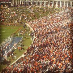 #UVa #Football v. Miami