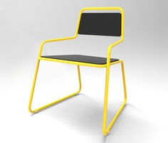 South | Chair by Luxxbox | Multipurpose chairs