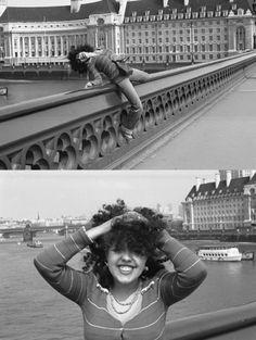 Poly Styrene, London 1975