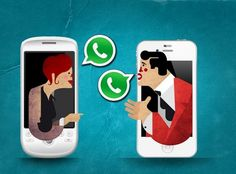 WhatsApp provoca problemas de pareja