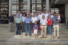 Plataforma do Lixo - presentación de alegacións os orzamentos do concello  Setembro 2012