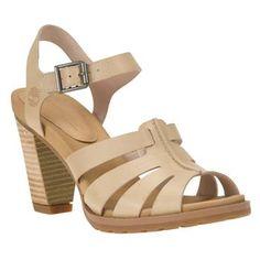 Timberland - Talons EK Stratham Heights Sandal Femme - Beige
