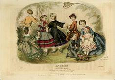 Part 3 1860-1865 - History of Fashion Design